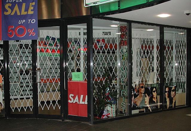 Expanding Security Doors Security Grilles Eurotec