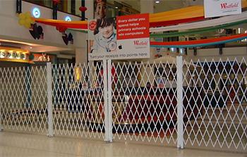Mobile Security Trellis Door Barrier & Steel Trellis Doors | Eurotec - Melbourne pezcame.com
