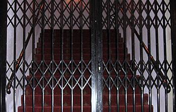 S05-1. Ultra-Deluxe Security Trellis Door & Steel Trellis Doors | Eurotec - Melbourne